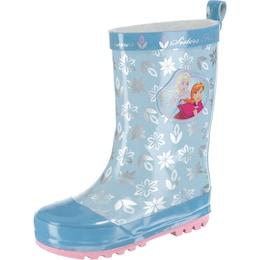 Disney Baby,Kinder,Kinder,Mädchen,Mädchen,Kinder Baby Gummistiefel für Mädchen blau,silber   05400532761731