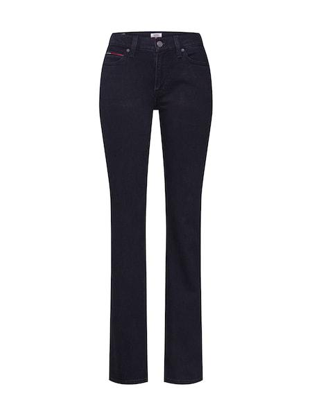 Hosen für Frauen - Tommy Jeans Jeans black denim  - Onlineshop ABOUT YOU