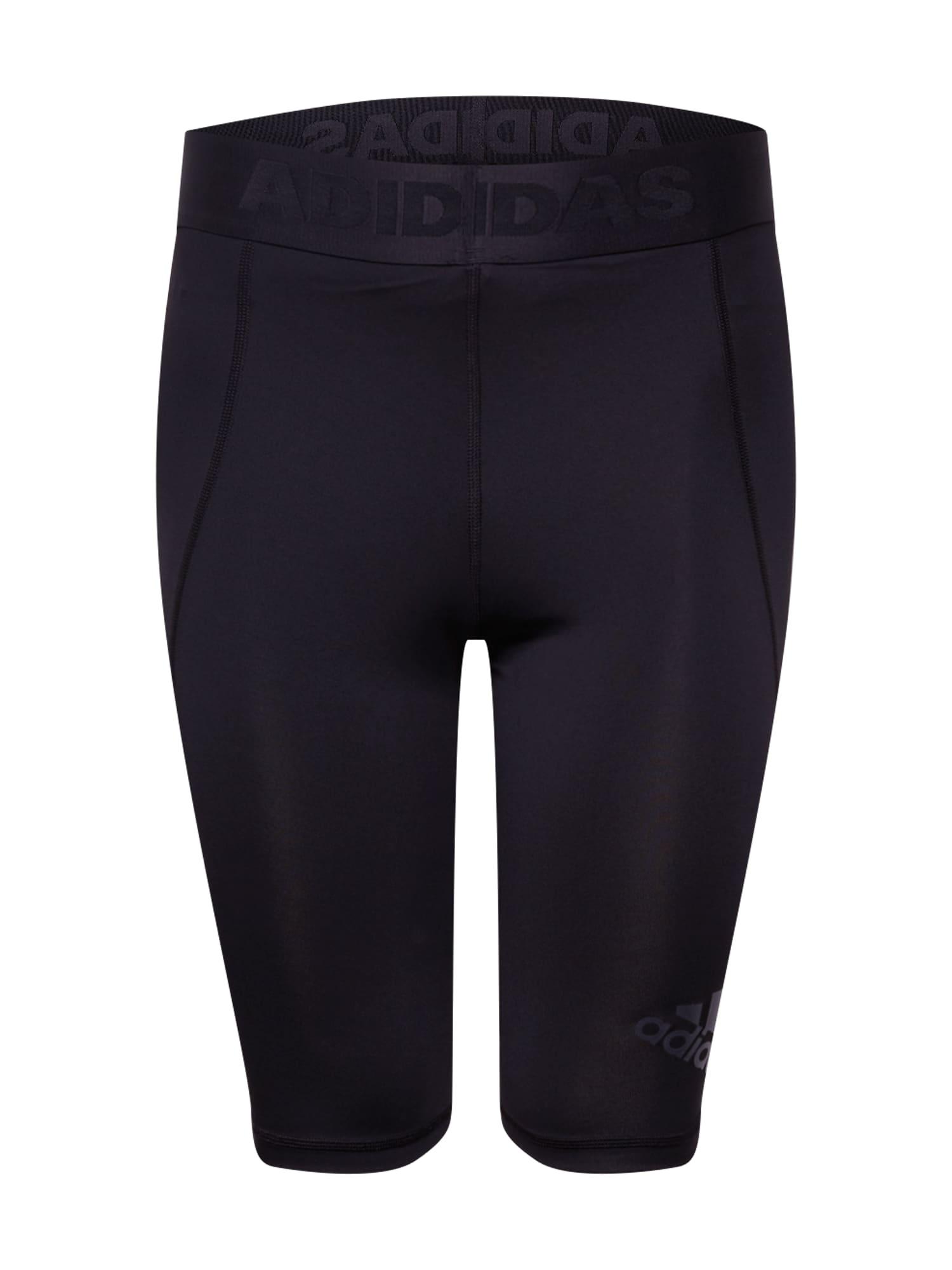 ADIDAS PERFORMANCE Sportinės kelnės juoda
