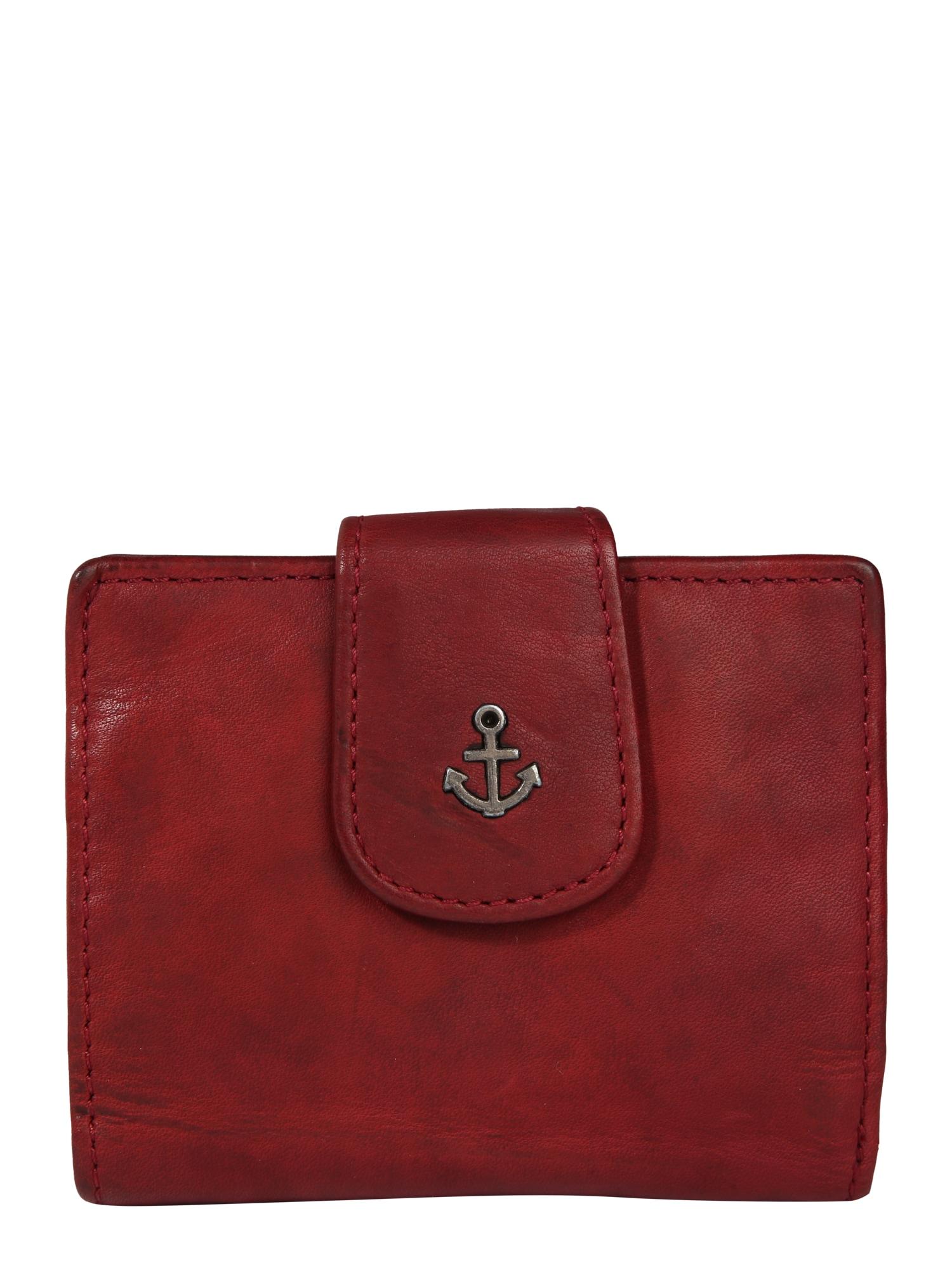 Harbour 2nd Peněženka 'Stella'  červená