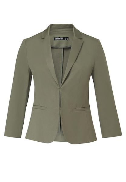 Jacken für Frauen - HALLHUBER Blazer 'Sofia' khaki  - Onlineshop ABOUT YOU