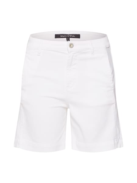 Hosen - Shorts › Marc O'Polo › weiß  - Onlineshop ABOUT YOU