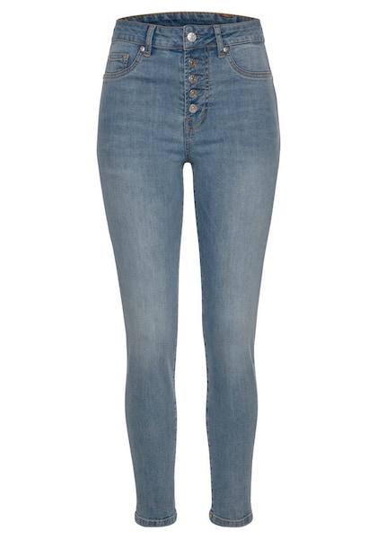 Hosen - Jeans › Buffalo › blue denim  - Onlineshop ABOUT YOU