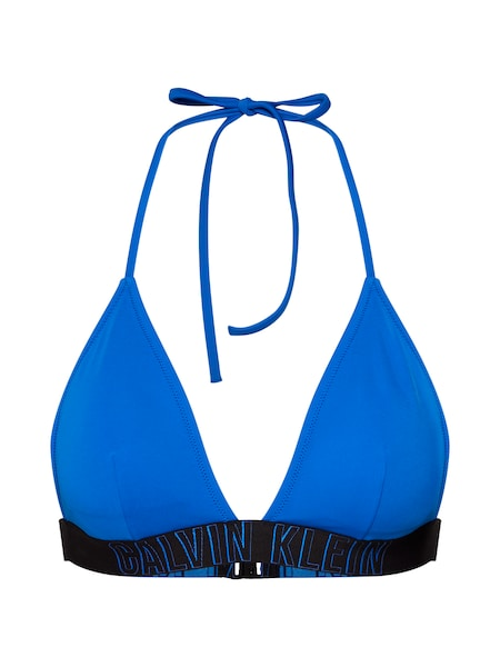 Bademode - Bikinitop › Calvin Klein Swimwear › blau schwarz  - Onlineshop ABOUT YOU