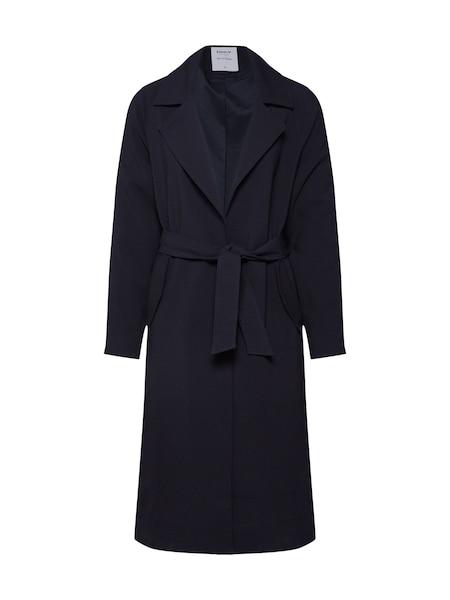 Jacken für Frauen - Mantel 'IVY' › ONLY › kobaltblau  - Onlineshop ABOUT YOU