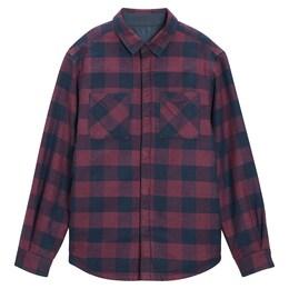 Next Jungen,Kinder,Kinder,Jungen Wendbare Hemdjacke für Jungen blau,rot,violet | 05057231580080