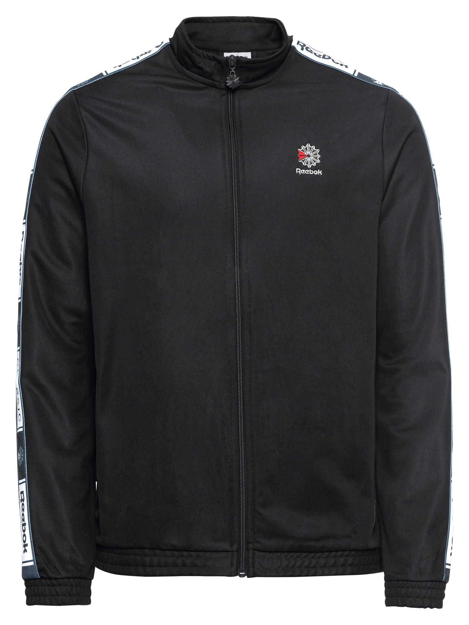 Přechodná bunda černá Reebok Classic