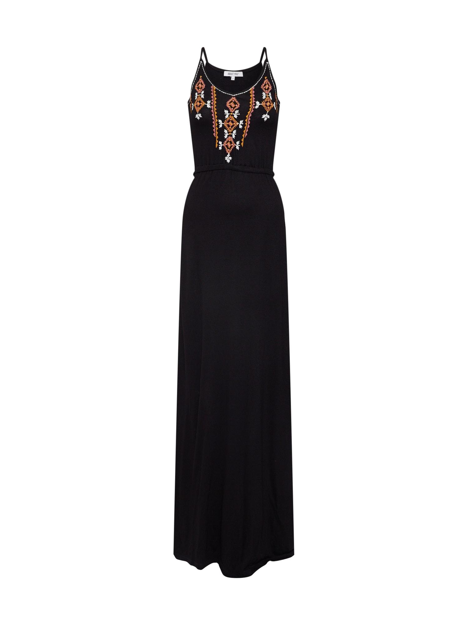 ABOUT YOU Vasarinė suknelė juoda