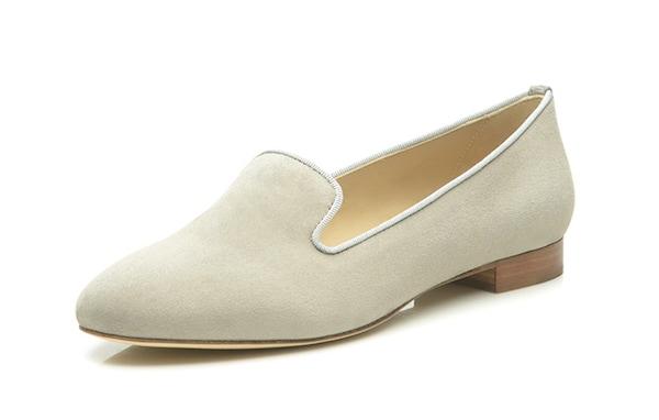 Slipper für Frauen - SHOEPASSION Loafer 'No. 23 WL' beige  - Onlineshop ABOUT YOU