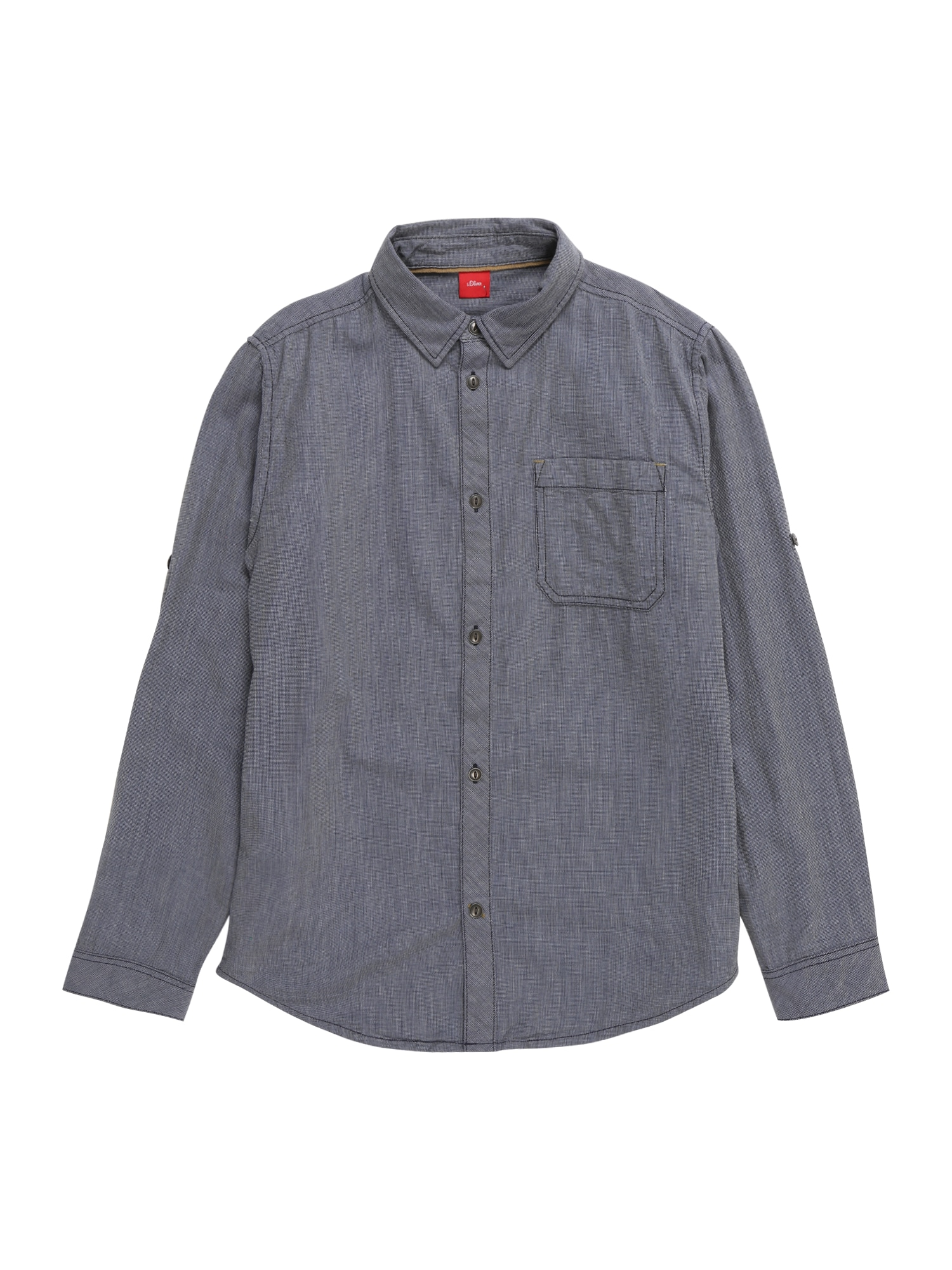 Košile modrá S.Oliver Junior