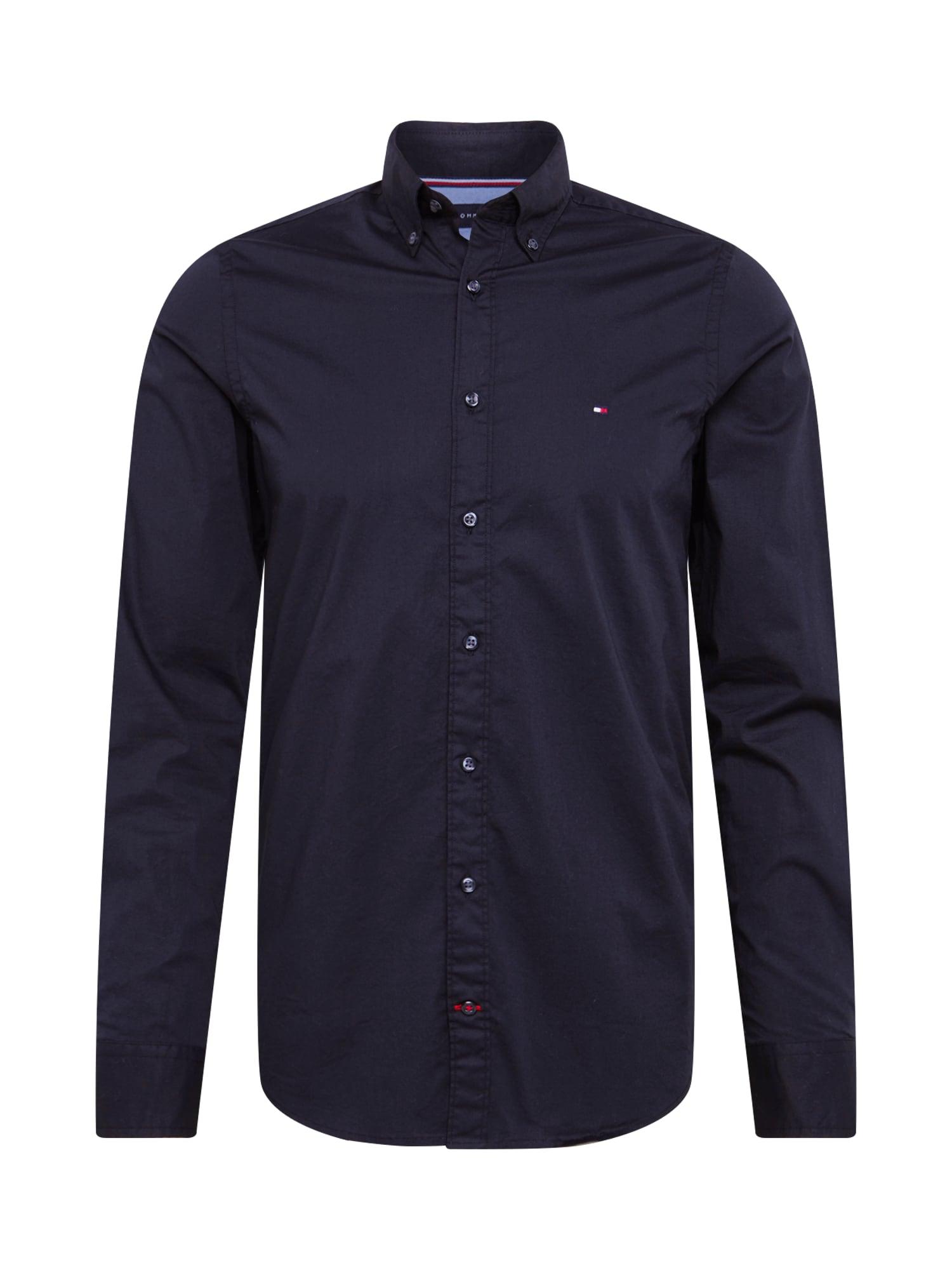 TOMMY HILFIGER Marškiniai juoda