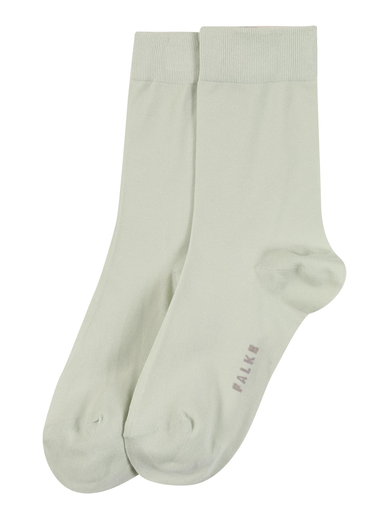 FALKE Kojinės 'Cotton Touch' šviesiai žalia