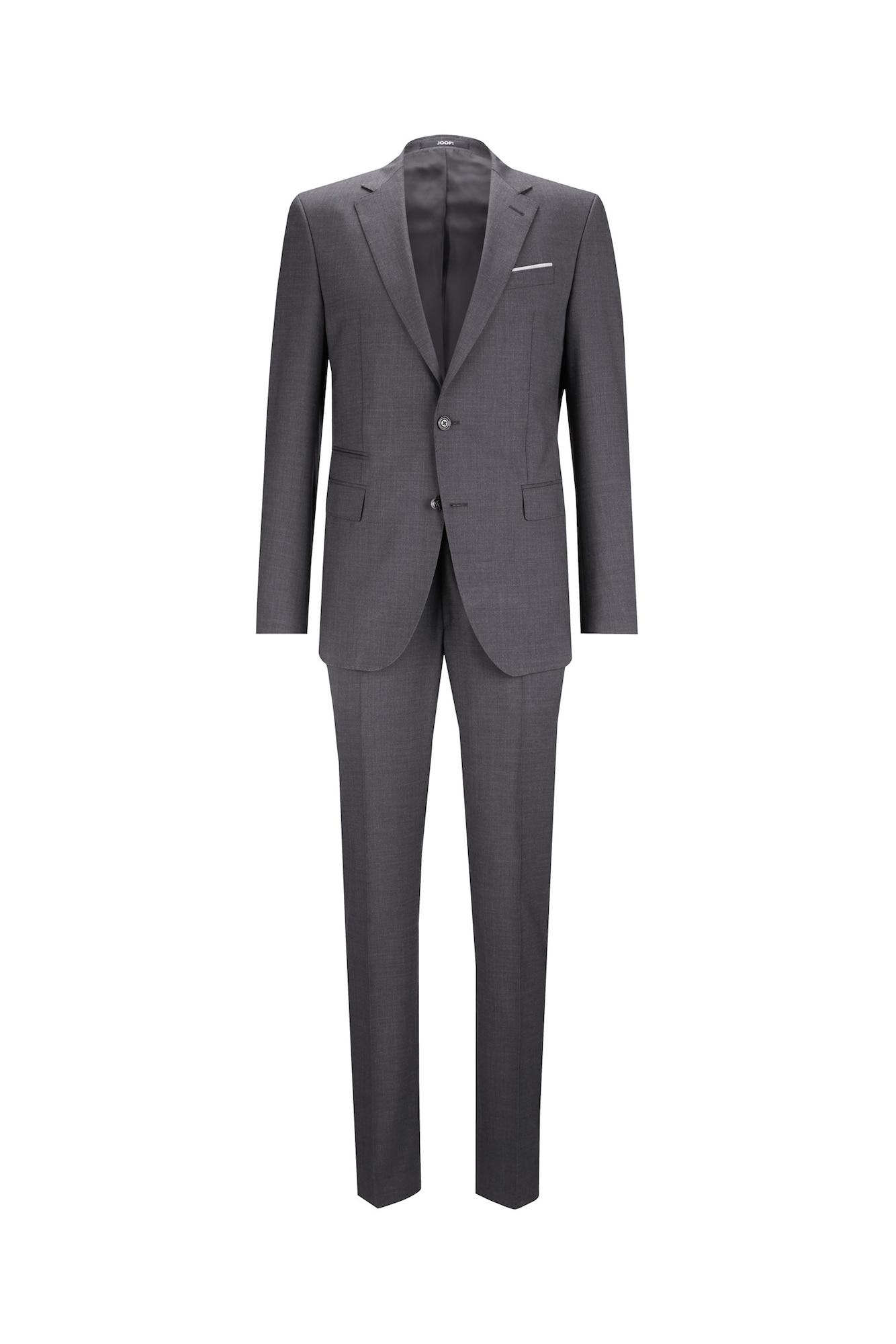 Herren Joop! Anzug ' Finlo-Blake ' blau,  rot,  schwarz, grau, rosa,  silber,  weiß, weiß   07613412486794