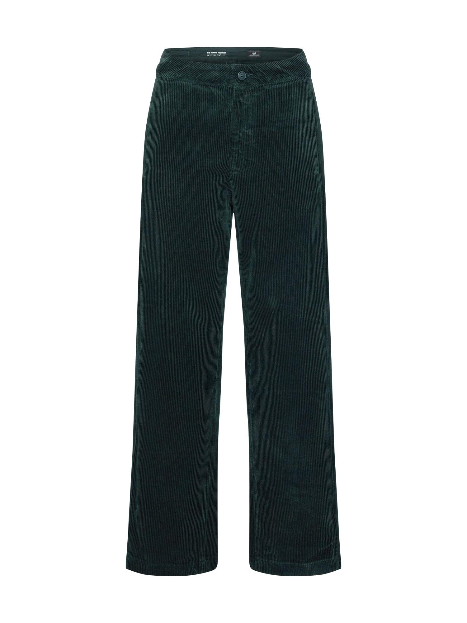 AG Jeans Kelnės tamsiai žalia