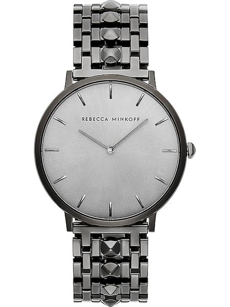 Uhren für Frauen - Rebecca Minkoff Uhr 'Major 2200221' basaltgrau graumeliert  - Onlineshop ABOUT YOU