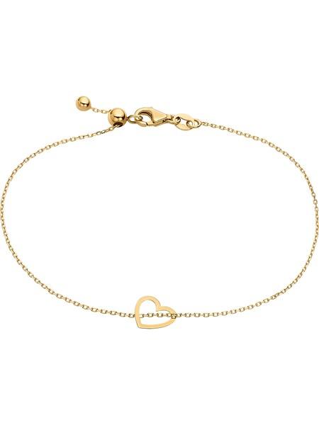 Armbaender für Frauen - CHRIST Gold Armband 87485137 gold  - Onlineshop ABOUT YOU