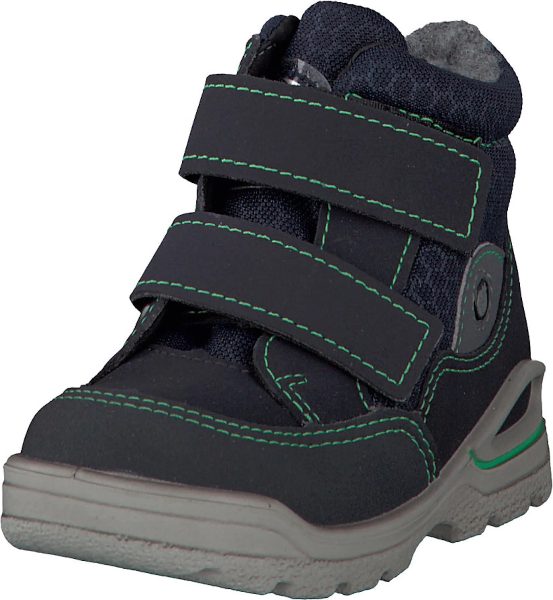 Pepino Sniego batai tamsiai mėlyna / žalia