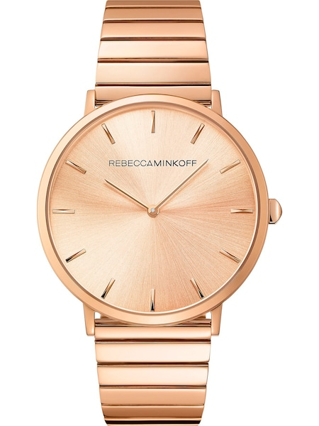 Uhren für Frauen - Rebecca Minkoff Uhr 'Major' rosegold  - Onlineshop ABOUT YOU