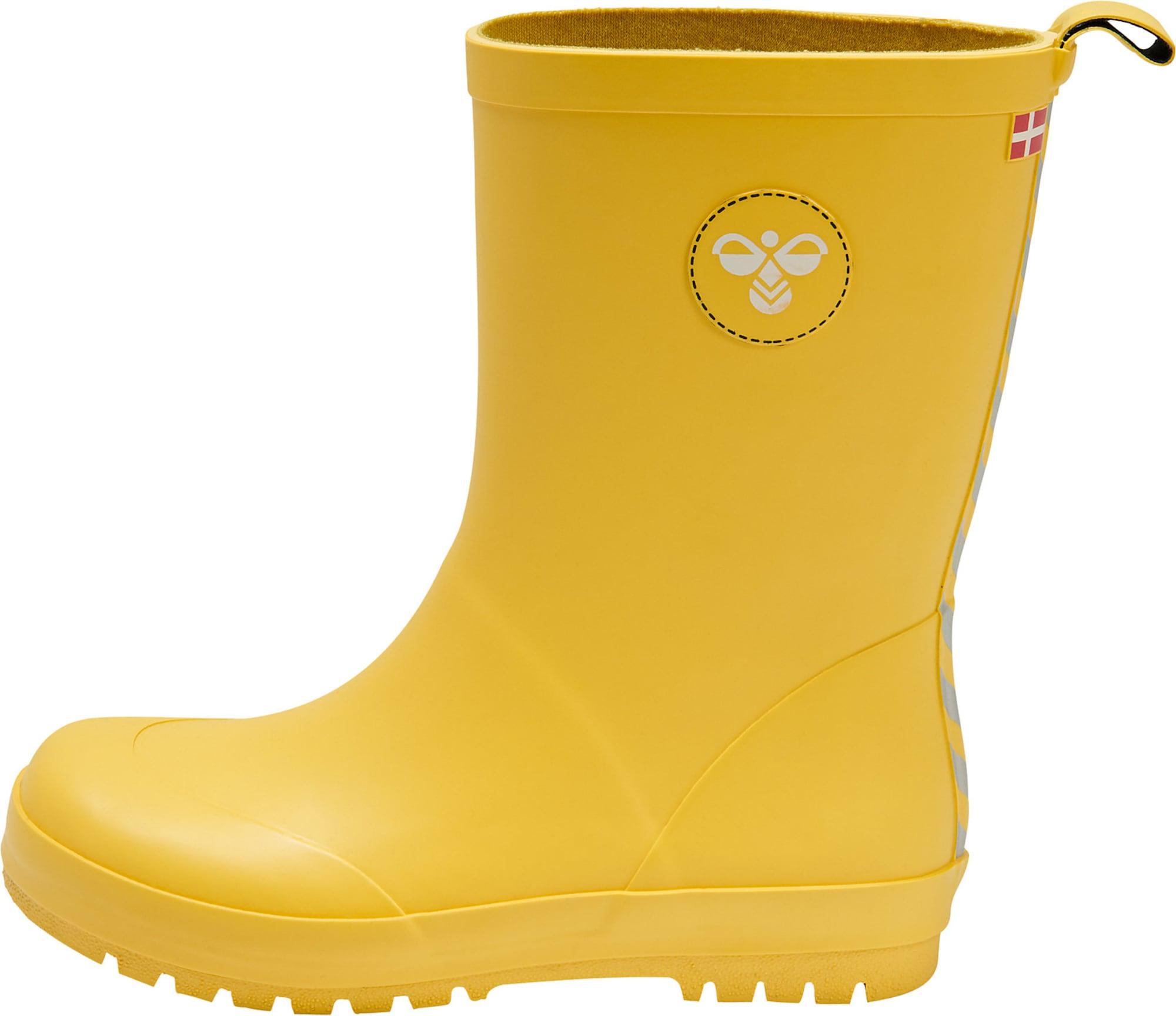 Hummel Guminiai batai geltona