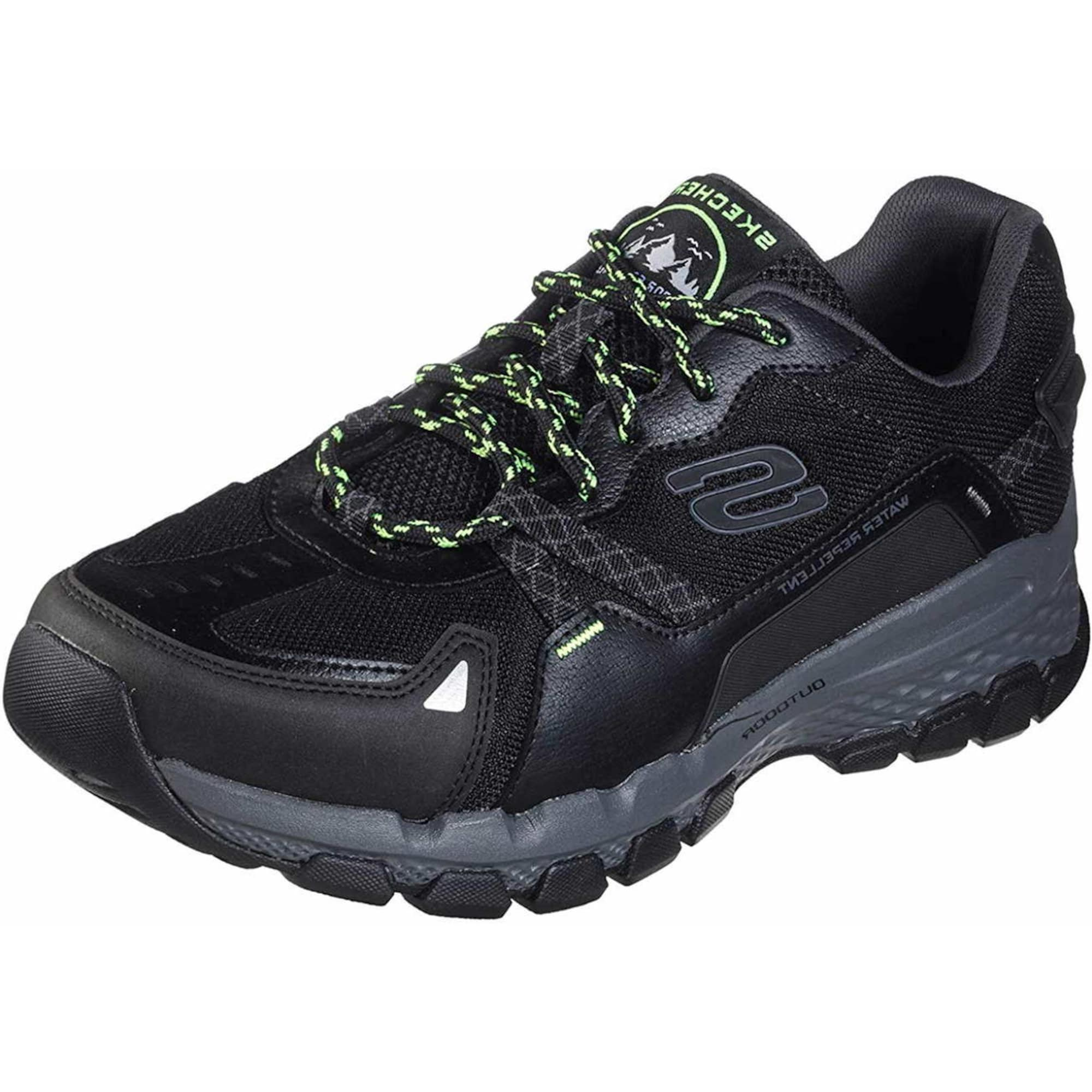 Skechers Performance Sportinio stiliaus batai su raišteliais 'OUTLAND 2.0 WYNNTER' juoda