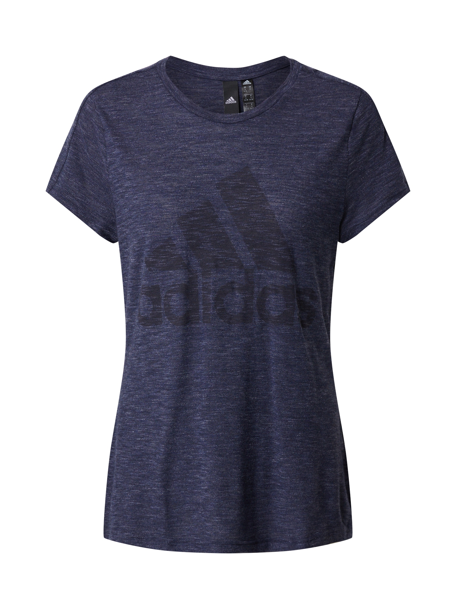 ADIDAS PERFORMANCE Sportiniai marškinėliai 'WINNERS' margai mėlyna