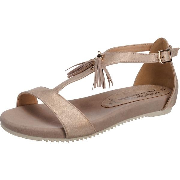 Sandalen für Frauen - BRUNO BANANI Sandaletten rosé  - Onlineshop ABOUT YOU