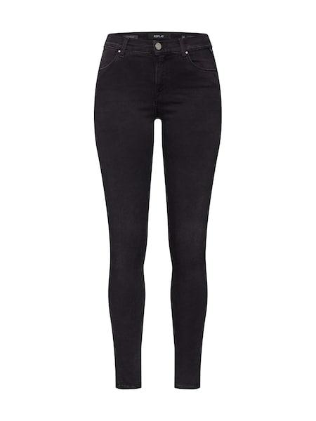Hosen für Frauen - Jeans 'Stella HYPERFLEX CLOUDS' › Replay › schwarz  - Onlineshop ABOUT YOU