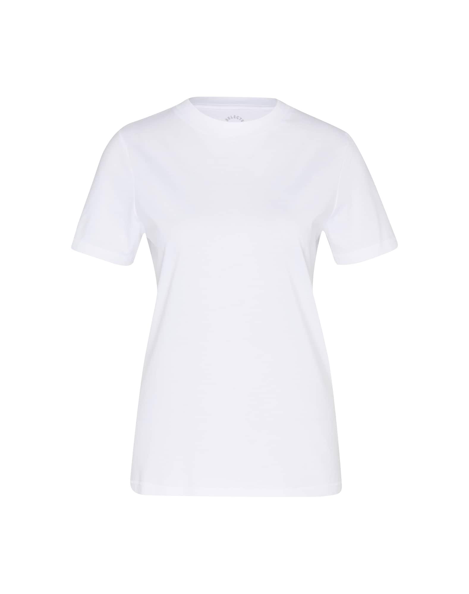 SELECTED FEMME Tričko  biela