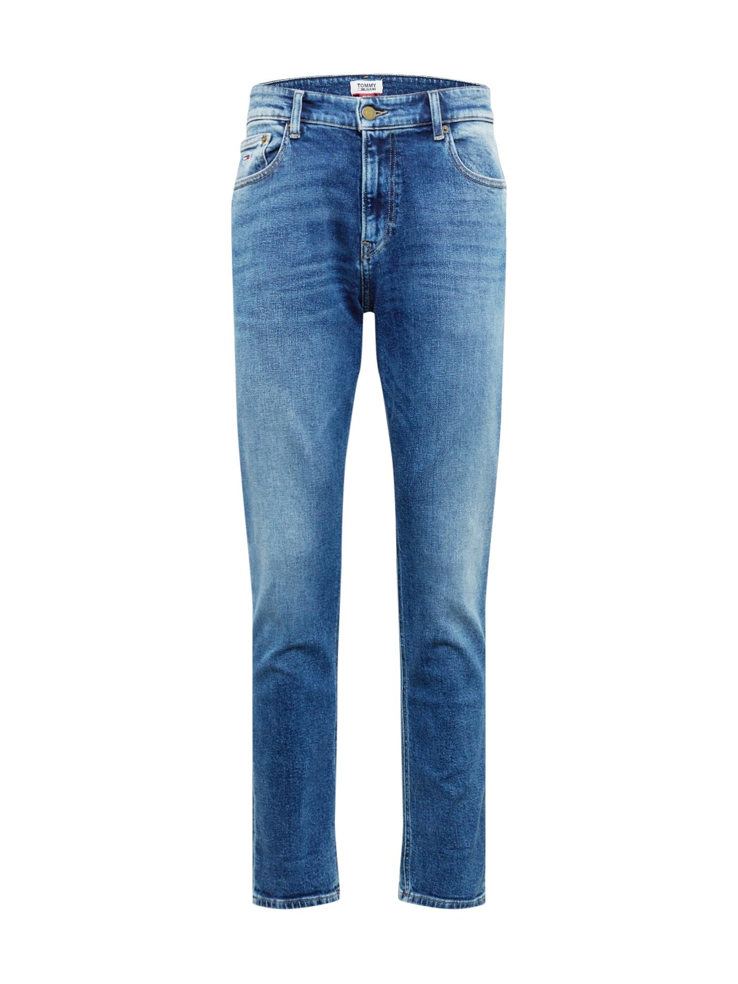 Tommy Jeans Džínsy 'RYAN'  modrá denim