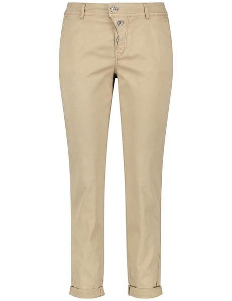 Hosen für Frauen - Hose › TAIFUN › beige  - Onlineshop ABOUT YOU