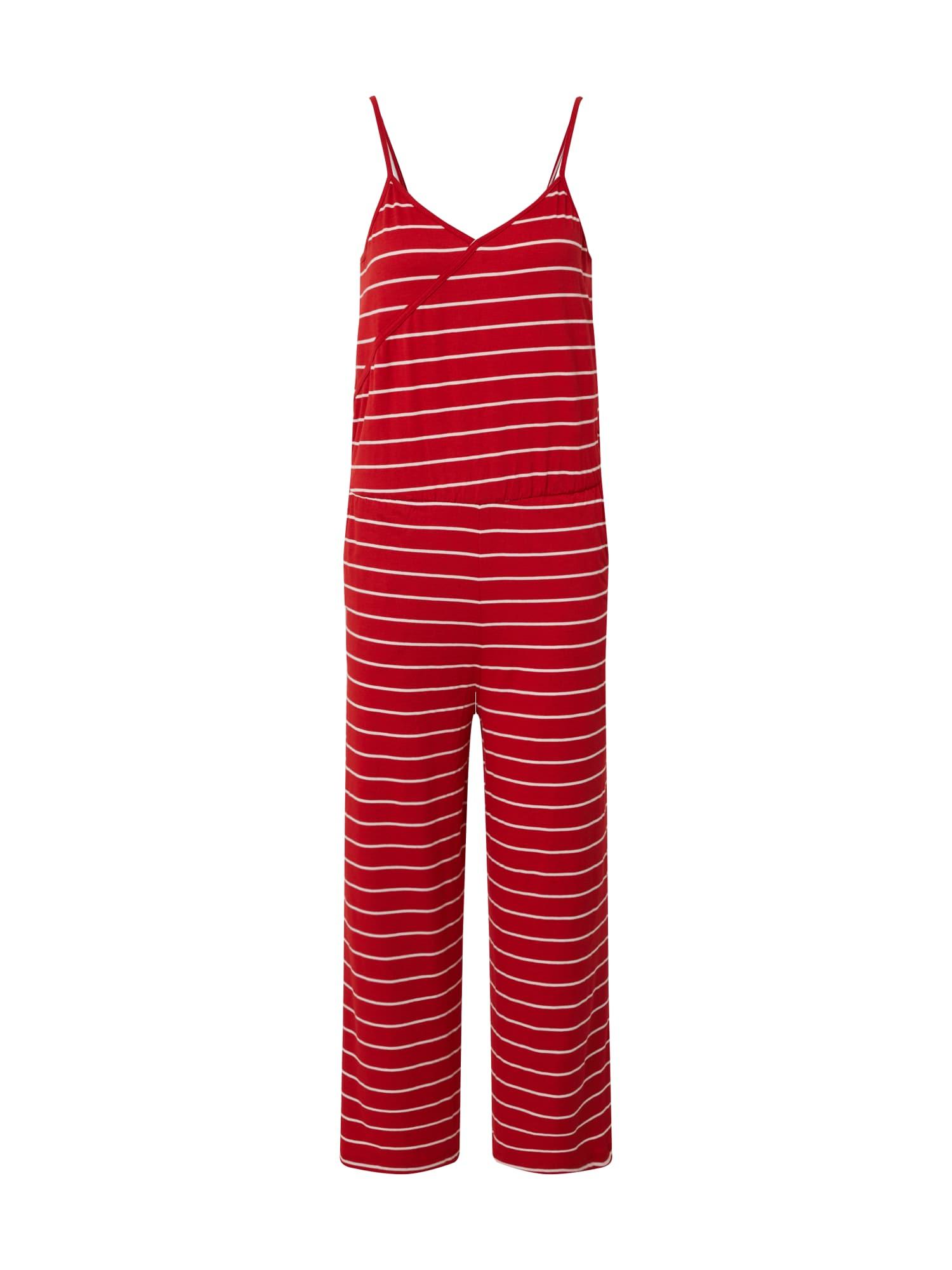 LTB Kombinezono tipo kostiumas 'TIWEYO' balta / raudona