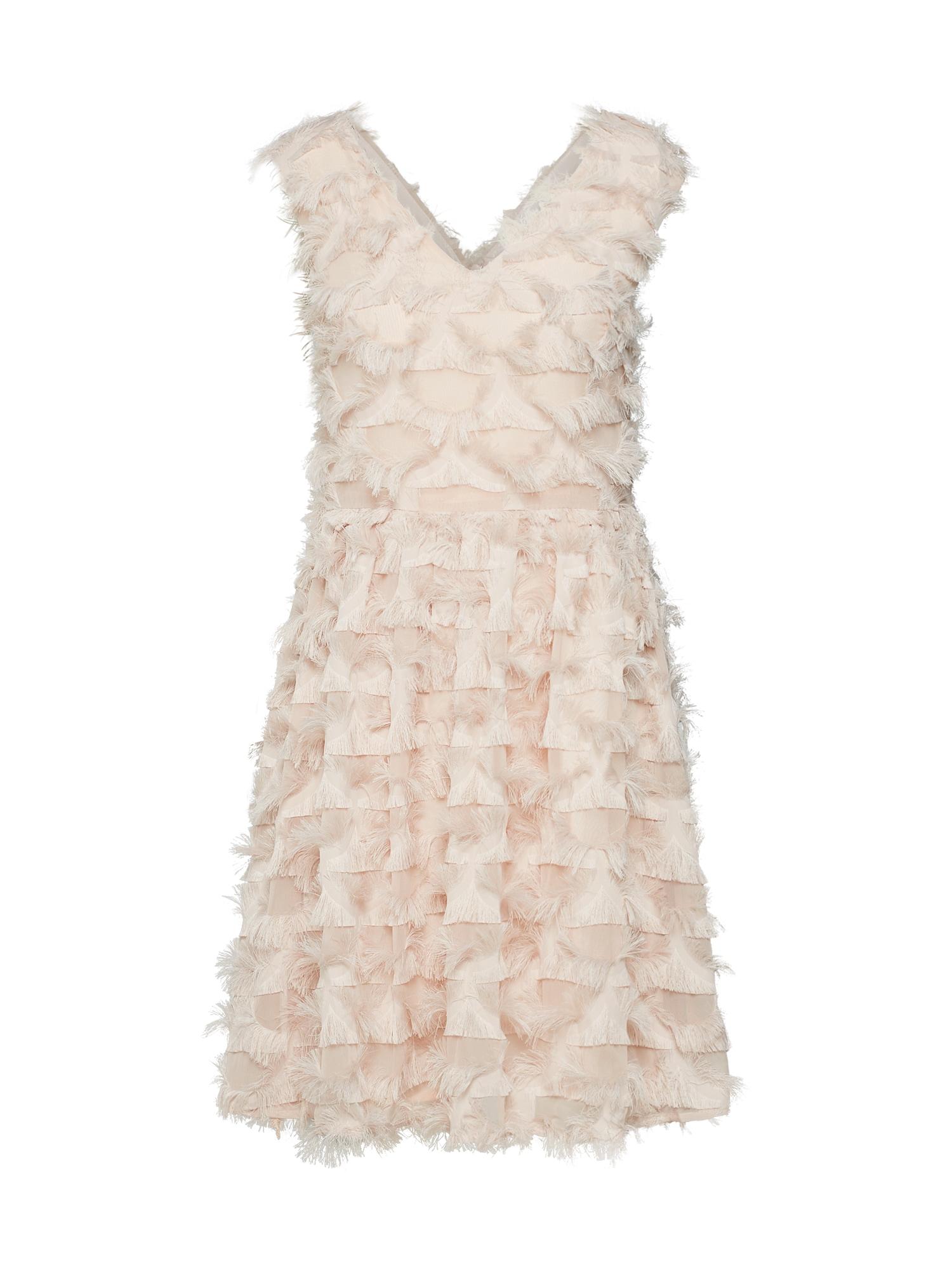 Koktejlové šaty růžová Carolina Cavour