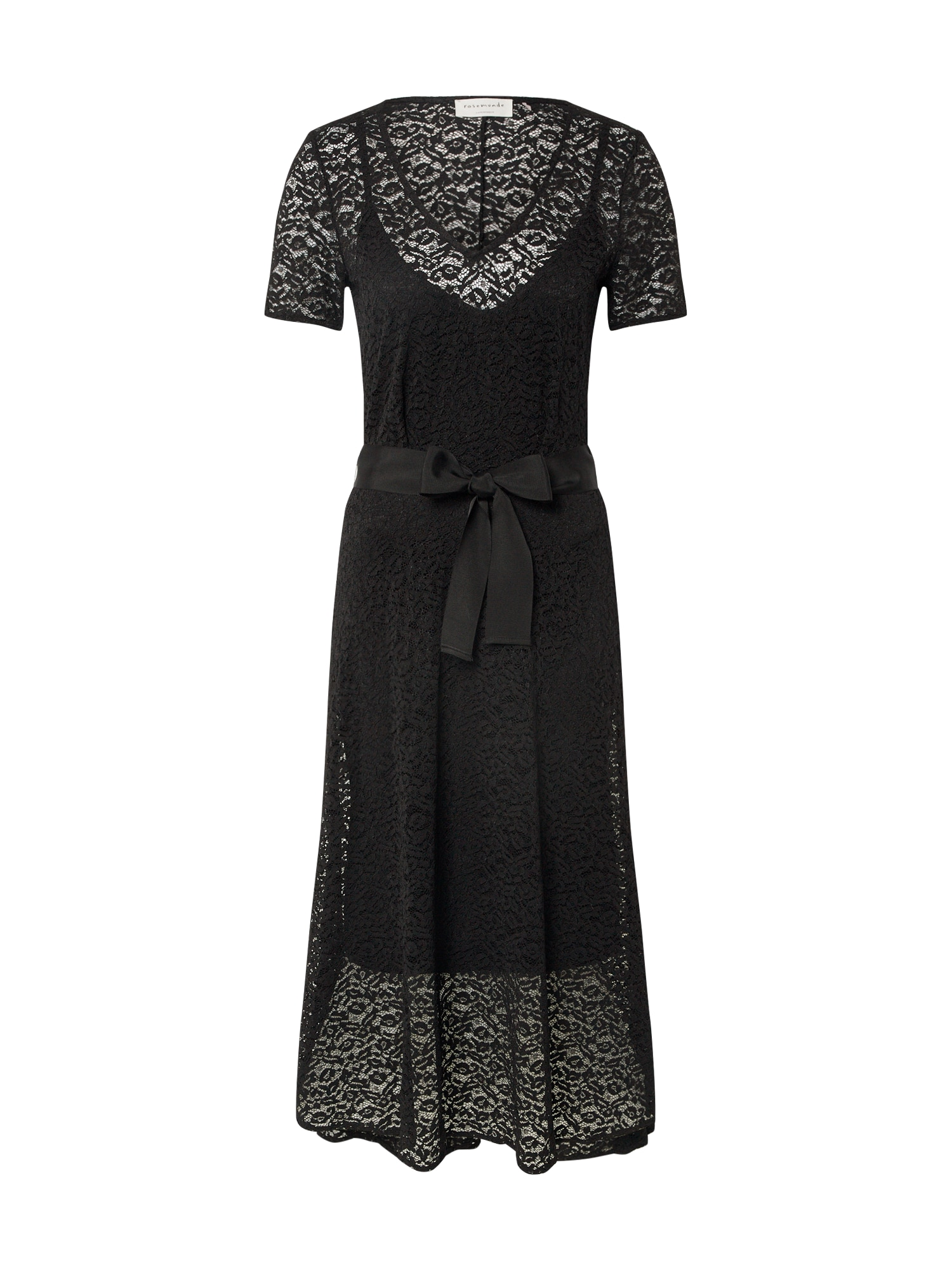 rosemunde Kokteilinė suknelė juoda