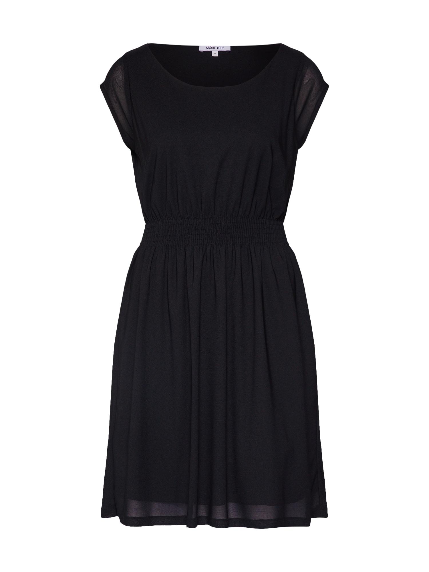 Šaty Elisabeth černá ABOUT YOU