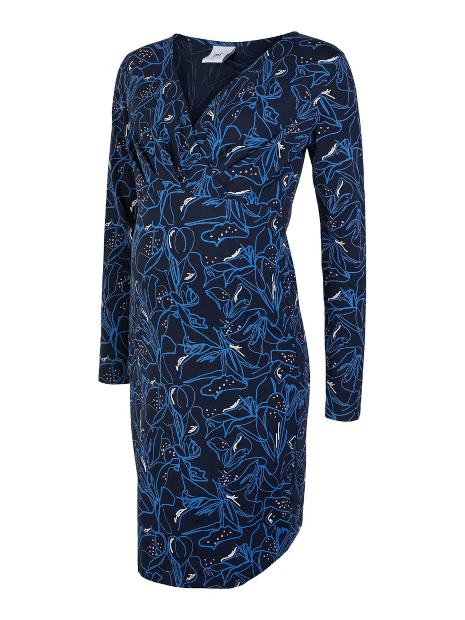 MAMALICIOUS Šaty  modré / námornícka modrá