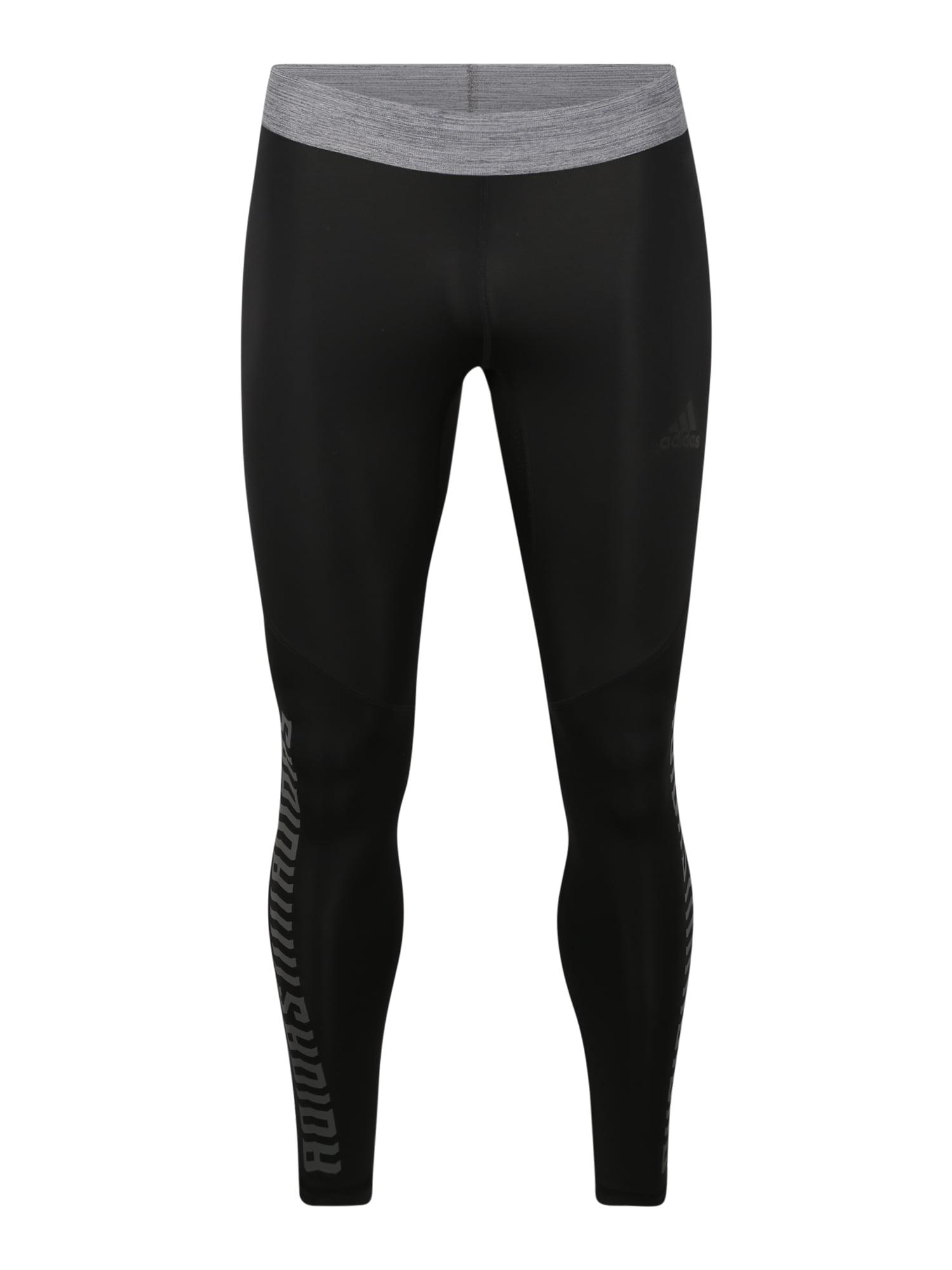 ADIDAS PERFORMANCE Sportinės kelnės 'ASK SPRGFX LT' juoda