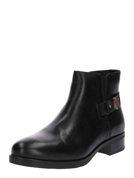 Stiefel für Frauen - TOMMY HILFIGER Stiefelette schwarz  - Onlineshop ABOUT YOU
