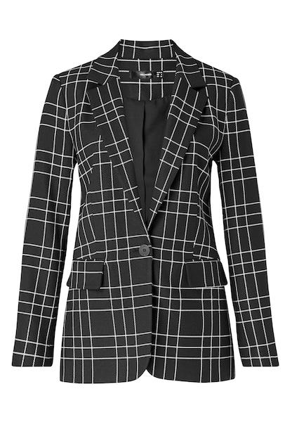 Jacken für Frauen - HALLHUBER Blazer schwarz weiß  - Onlineshop ABOUT YOU