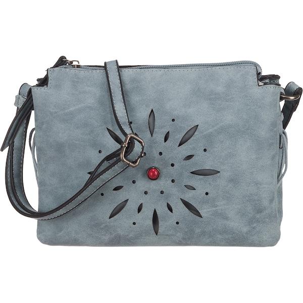 Schultertaschen für Frauen - Emily Noah Samira Umhängetasche blau  - Onlineshop ABOUT YOU
