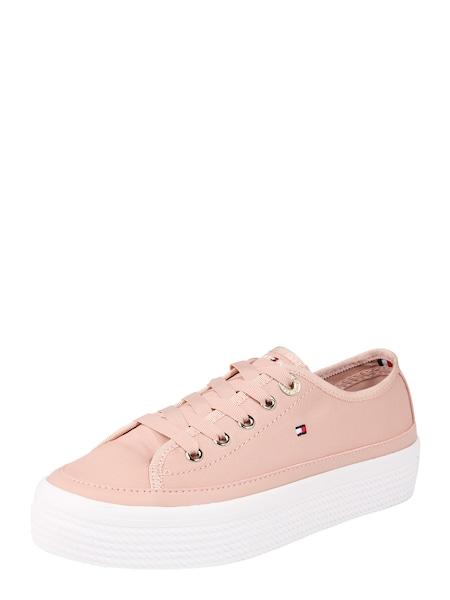 Sneakers für Frauen - TOMMY HILFIGER Sneaker 'Kelsey Idi' rosé  - Onlineshop ABOUT YOU