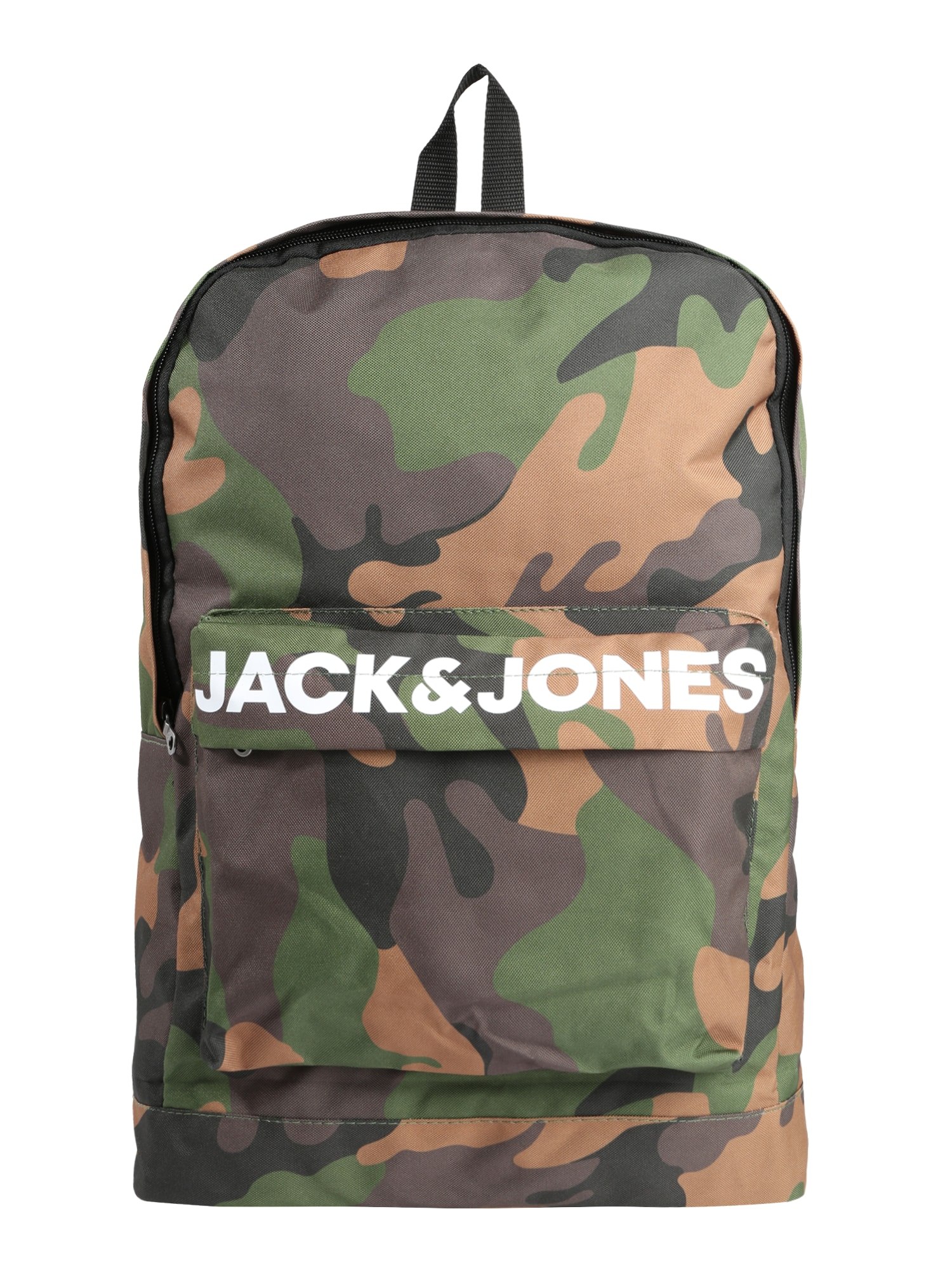 Jack & Jones Junior Kuprinė 'JACCHAD' rusvai žalia