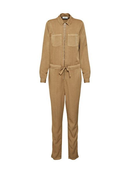 Hosen für Frauen - Jumpsuit 'Night' › Modström › khaki  - Onlineshop ABOUT YOU