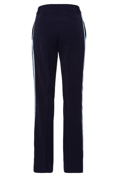 Hosen für Frauen - MORE MORE Hose marine hellblau weiß  - Onlineshop ABOUT YOU