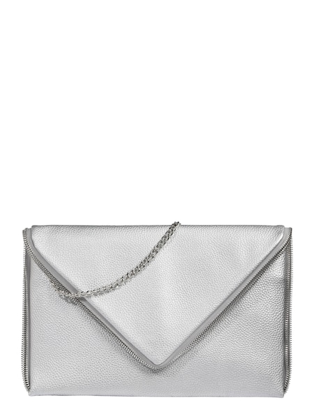 Clutches für Frauen - ABOUT YOU Clutch 'MAIKE' silber  - Onlineshop ABOUT YOU