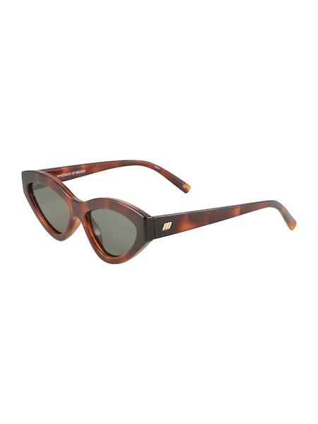 Sonnenbrillen - Sonnenbrille 'SYNTHCAT' › LE SPECS › braun  - Onlineshop ABOUT YOU