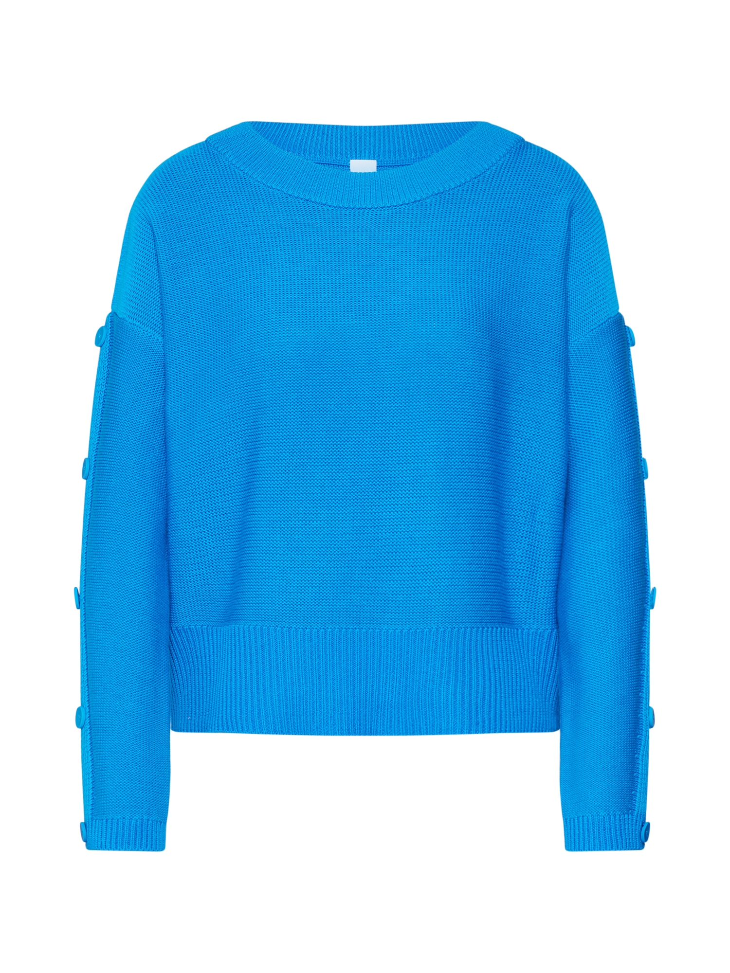 BOSS Megztinis 'Wendelin' mėlyna