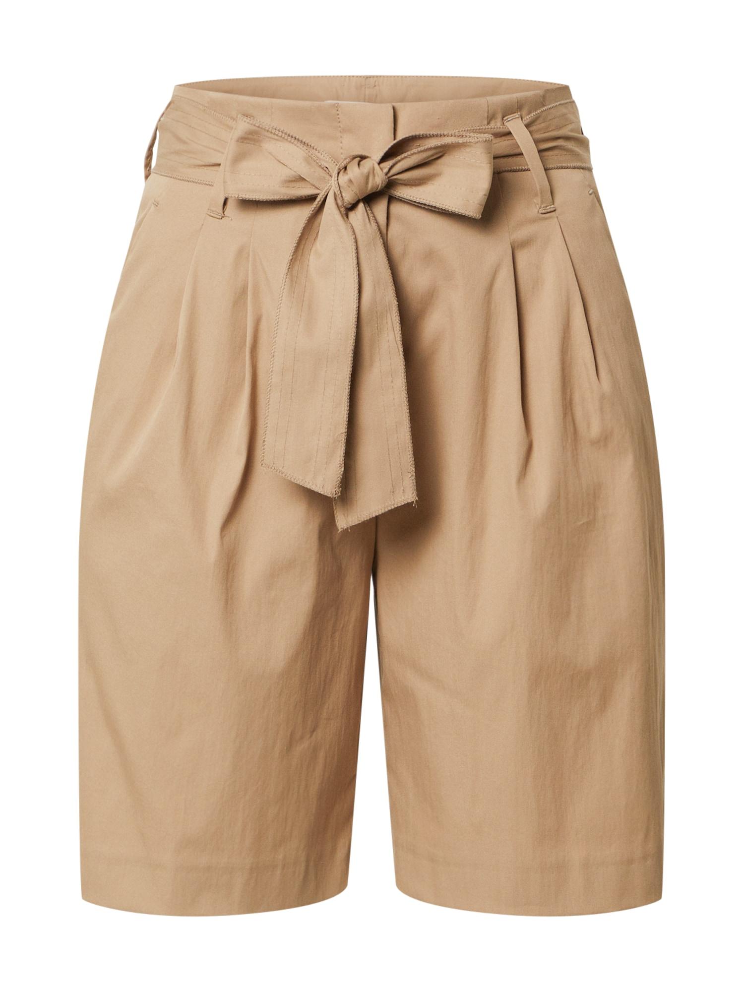 BRAX Kelnės 'MILLA B' šviesiai ruda