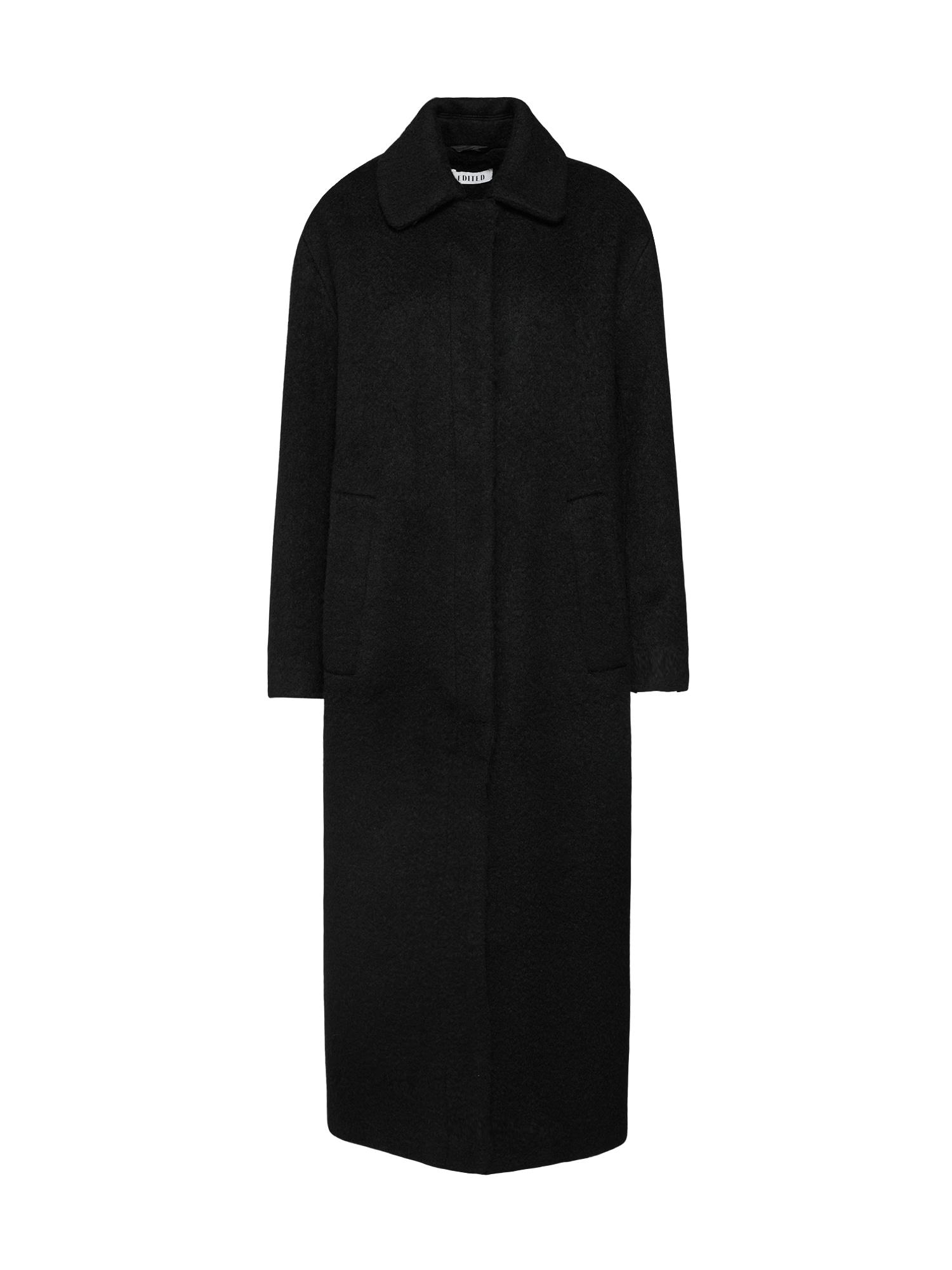 EDITED Žieminis paltas 'Dillon' juoda