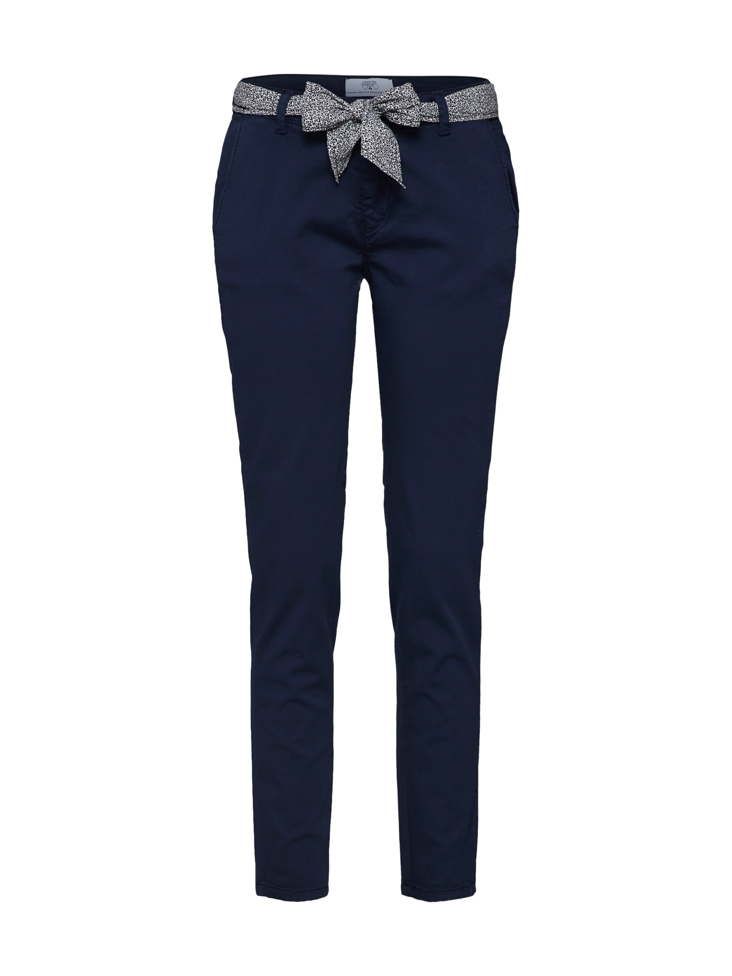 Kalhoty LIDY noční modrá Le Temps Des Cerises