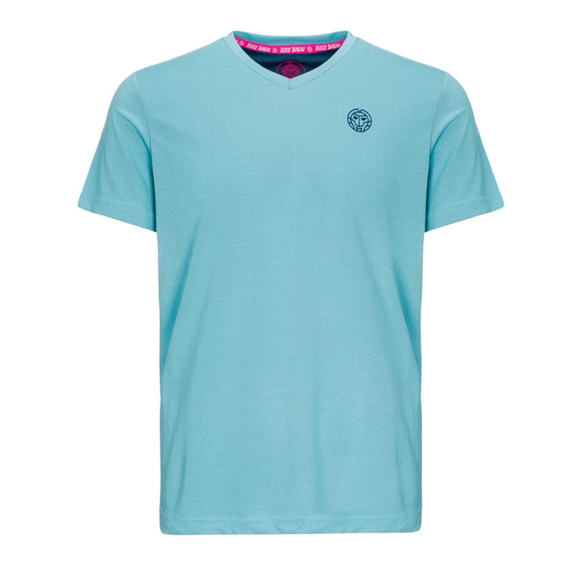 BIDI BADU Sportiniai marškinėliai šviesiai mėlyna